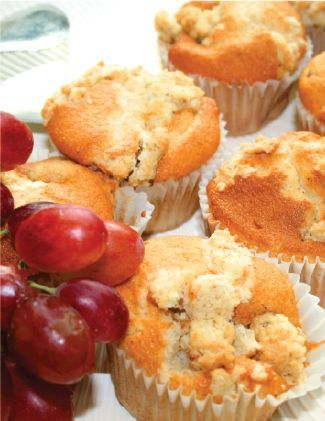 Country Apple Muffins